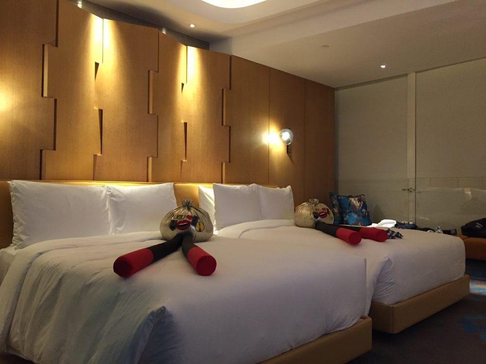 上海外滩W酒店,史上最全入住体验 自拍分享,申请置...._IMG_6227.JPG