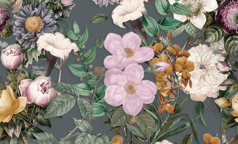 无缝壁纸,ins北欧植物  高清墙面壁纸、_无缝高清壁纸
