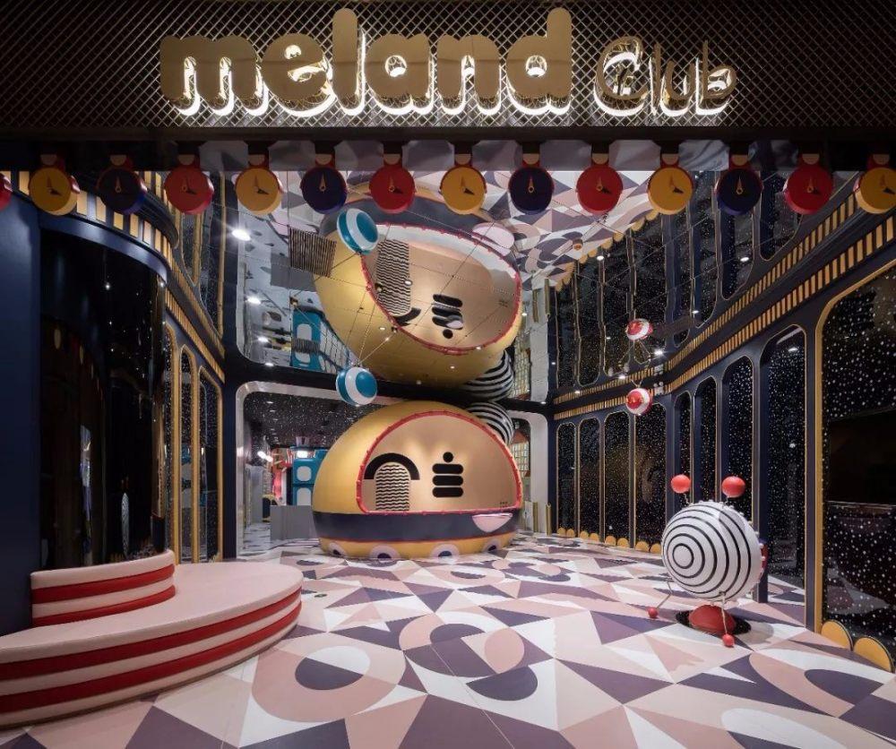 【唯想国际】3100㎡ | 超级童话的秘境星球MELAND CLUB | 86P_【唯想国际】3100㎡超级童话的秘境星球MELANDCLUB1.jpg