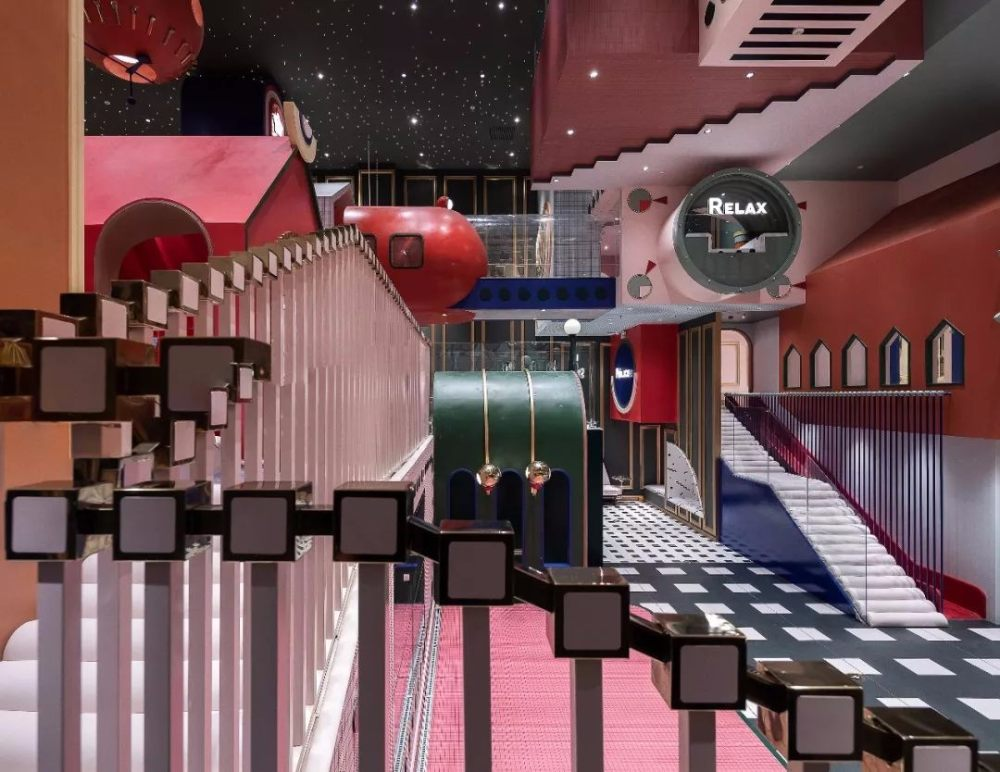 【唯想国际】3100㎡ | 超级童话的秘境星球MELAND CLUB | 86P_【唯想国际】3100㎡超级童话的秘境星球MELANDCLUB39.jpg
