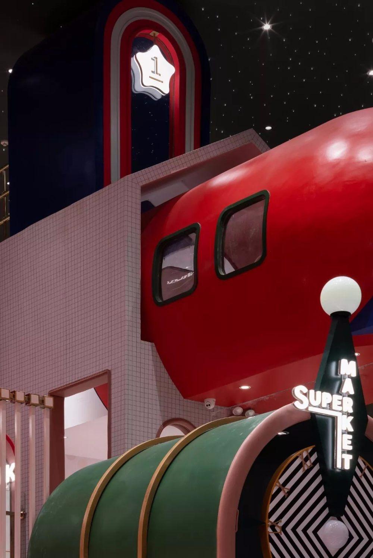 【唯想国际】3100㎡ | 超级童话的秘境星球MELAND CLUB | 86P_【唯想国际】3100㎡超级童话的秘境星球MELANDCLUB48.jpg