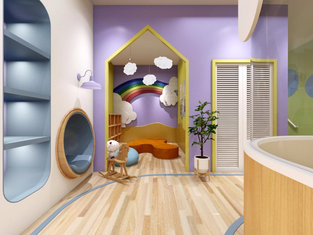 搭搭乐乐早教中心设计   效果图+平面图_搭搭乐乐早教中心设计3.jpg