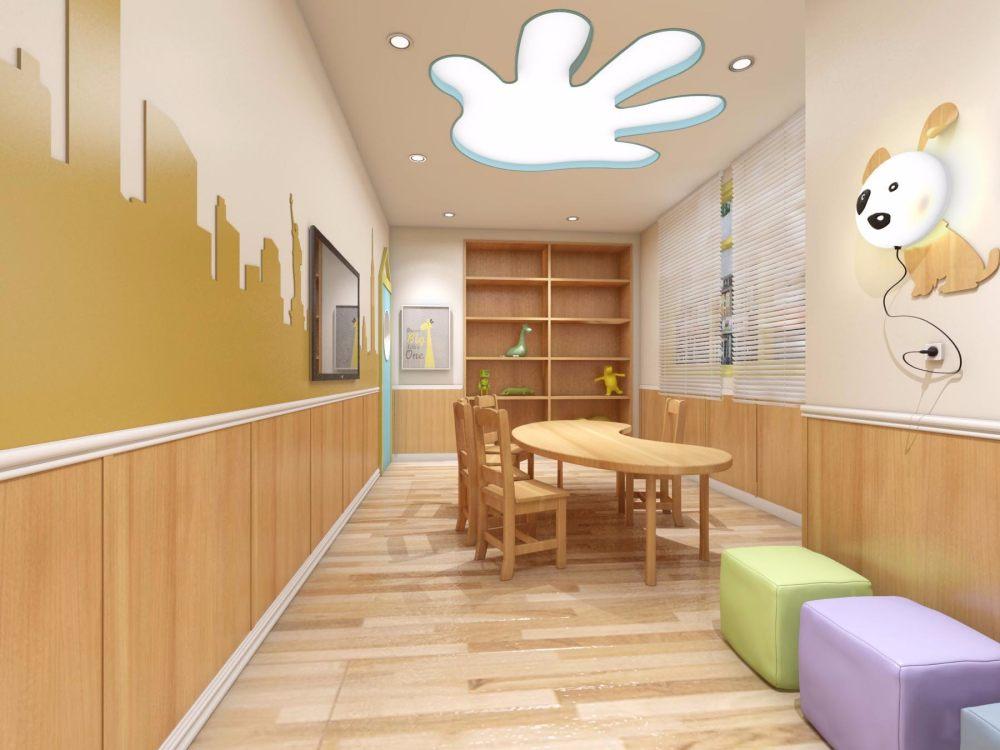 搭搭乐乐早教中心设计   效果图+平面图_搭搭乐乐早教中心设计7.jpg