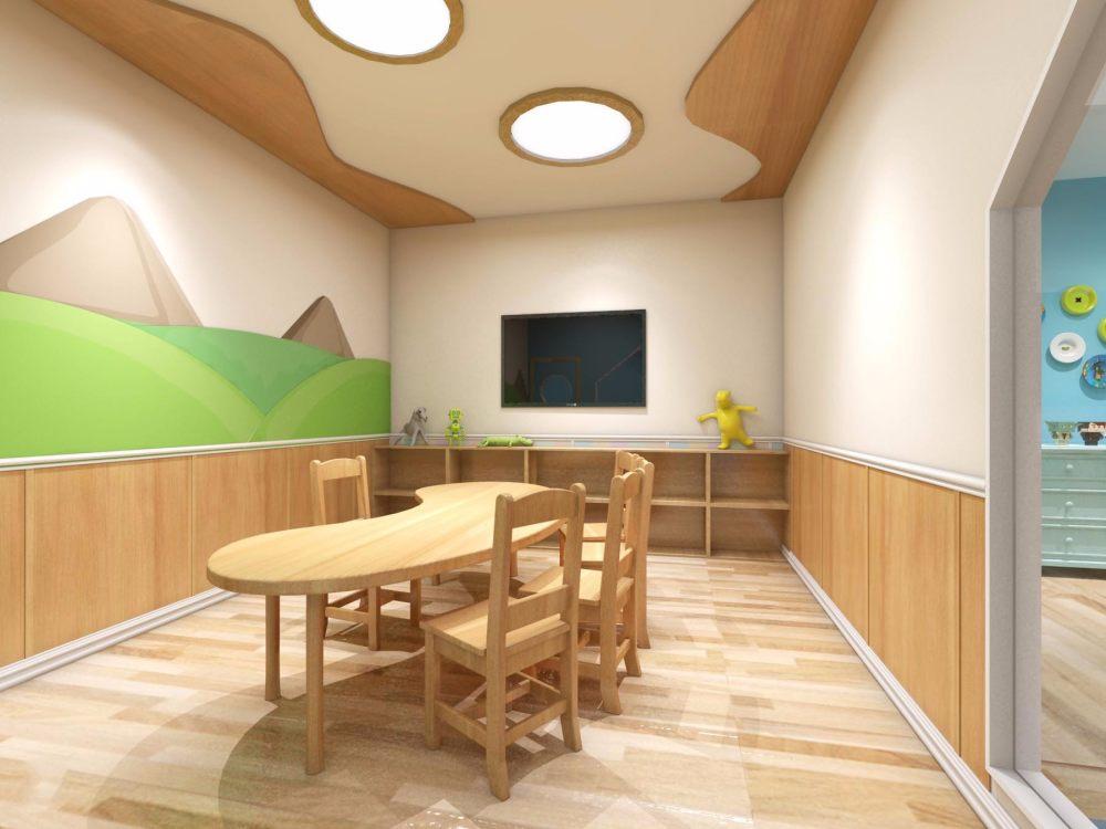 搭搭乐乐早教中心设计   效果图+平面图_搭搭乐乐早教中心设计8.jpg