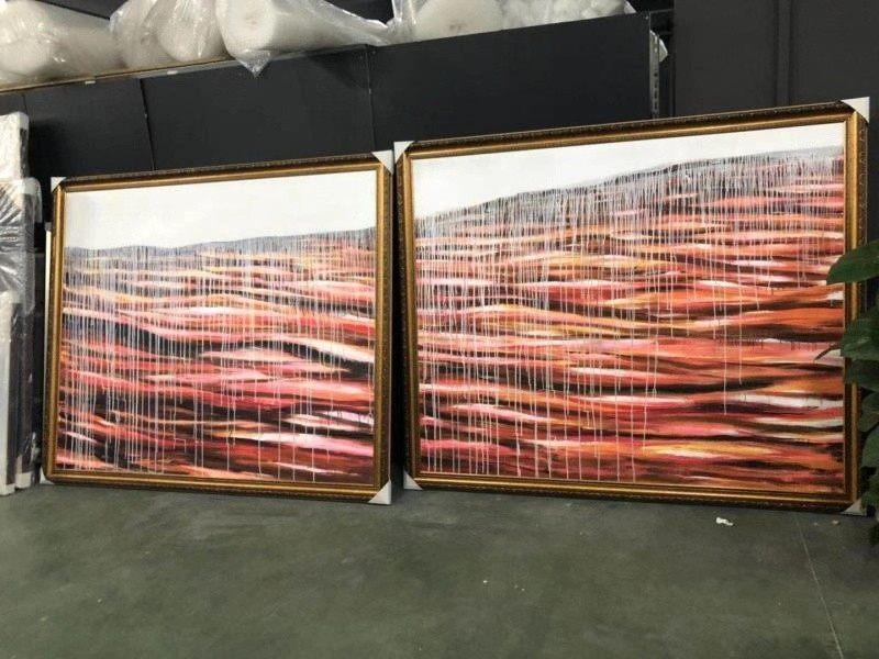 挂画,装饰画,实物画,手绘油画新品不断_18318818602