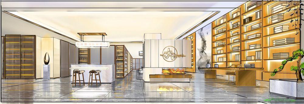 深圳顶级豪宅设计方案