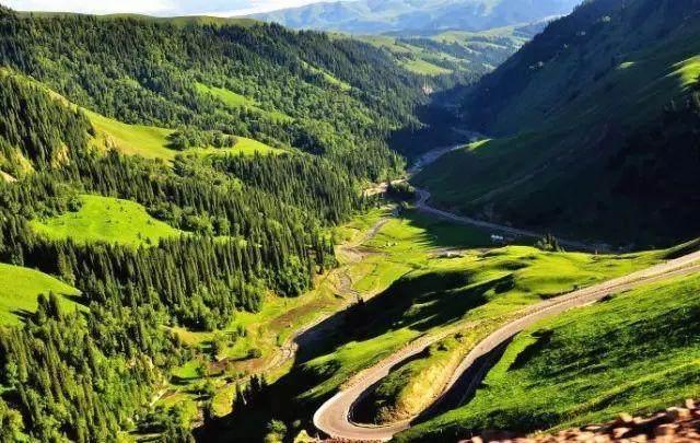 """这些让人欲罢不能的自驾天路,是新疆最超值的""""景点""""-8.jpg"""