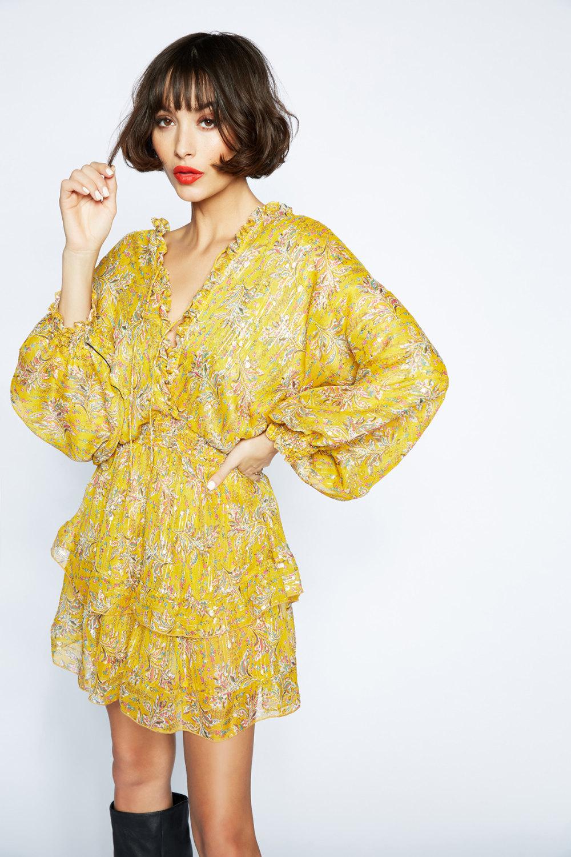 The Kooples时装系列强调外衣人造皮草外套和白色人造皮夹克-14.jpg