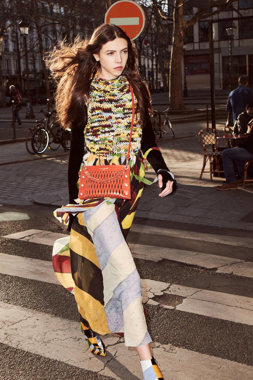 Sonia Rykiel时装系列细节如威尔士亲王式太阳裤外套的针织翻领-5.jpg