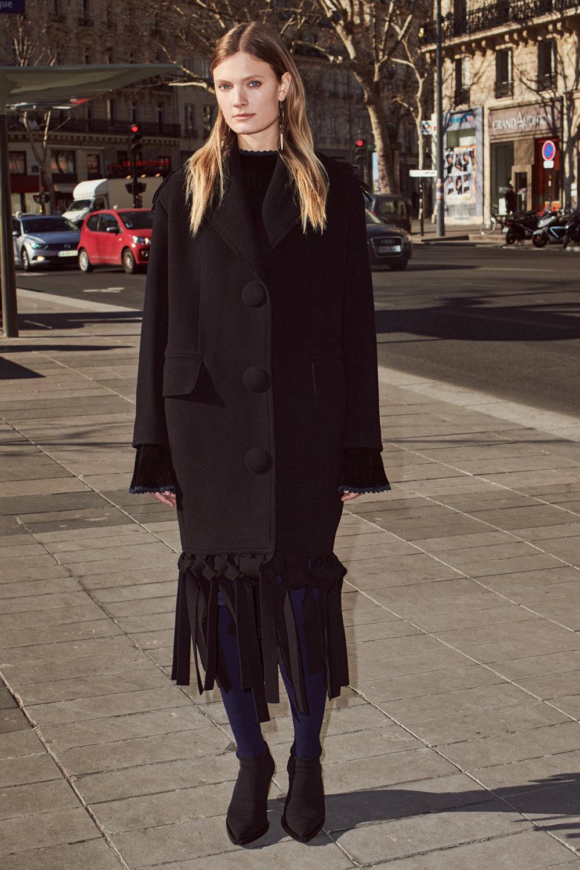 Sonia Rykiel时装系列细节如威尔士亲王式太阳裤外套的针织翻领-9.jpg