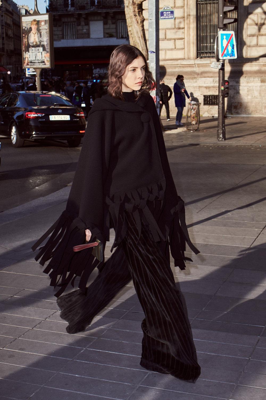 Sonia Rykiel时装系列细节如威尔士亲王式太阳裤外套的针织翻领-10.jpg