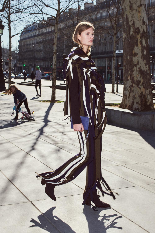 Sonia Rykiel时装系列细节如威尔士亲王式太阳裤外套的针织翻领-12.jpg