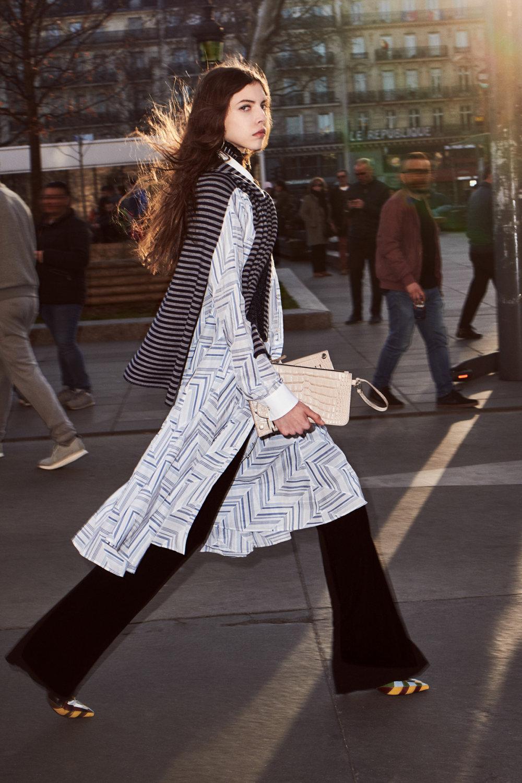 Sonia Rykiel时装系列细节如威尔士亲王式太阳裤外套的针织翻领-14.jpg