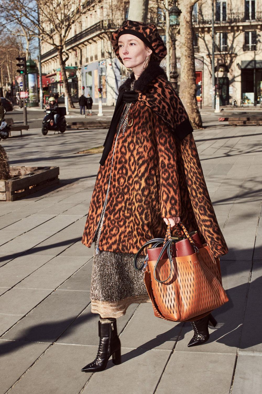 Sonia Rykiel时装系列细节如威尔士亲王式太阳裤外套的针织翻领-17.jpg