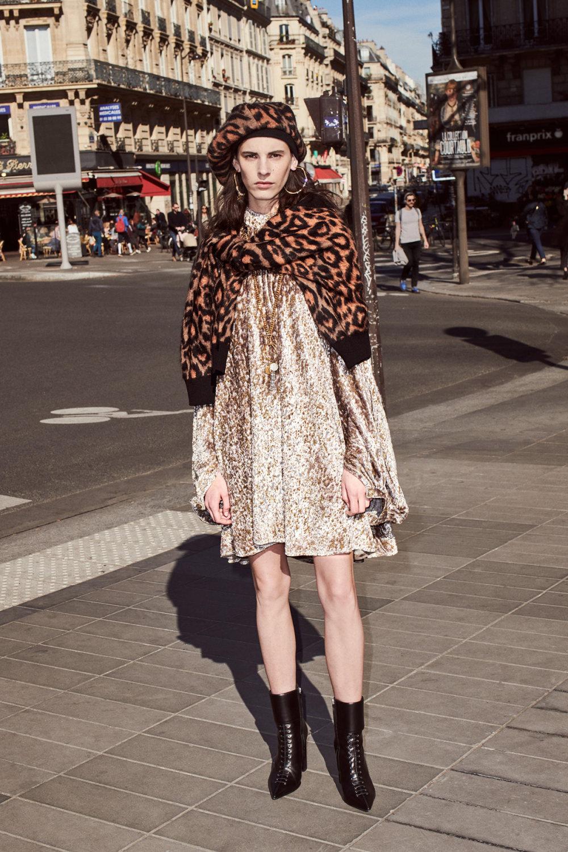 Sonia Rykiel时装系列细节如威尔士亲王式太阳裤外套的针织翻领-21.jpg