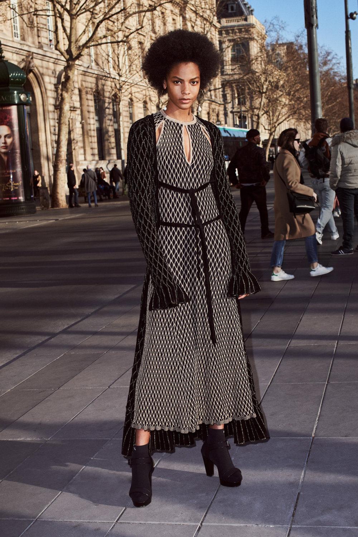 Sonia Rykiel时装系列细节如威尔士亲王式太阳裤外套的针织翻领-23.jpg