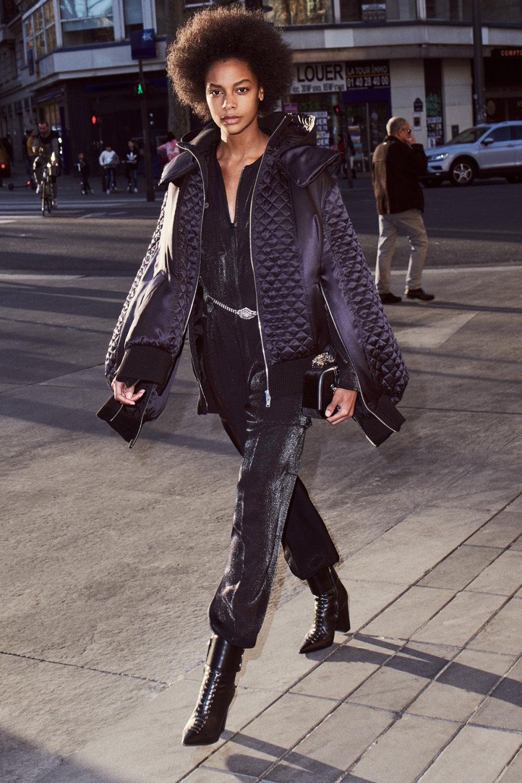 Sonia Rykiel时装系列细节如威尔士亲王式太阳裤外套的针织翻领-24.jpg
