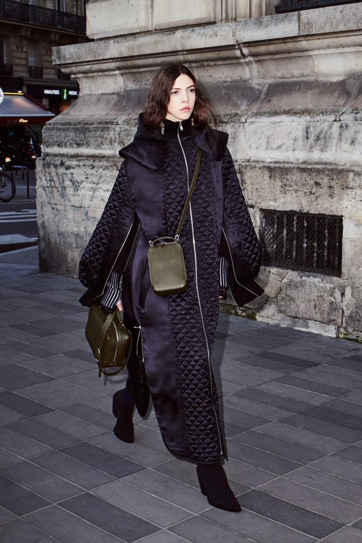 Sonia Rykiel时装系列细节如威尔士亲王式太阳裤外套的针织翻领-26.jpg