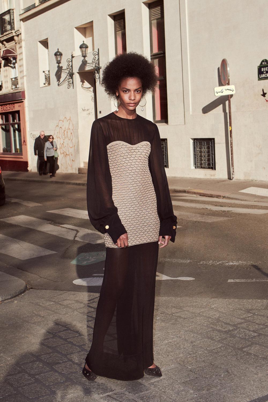 Sonia Rykiel时装系列细节如威尔士亲王式太阳裤外套的针织翻领-33.jpg