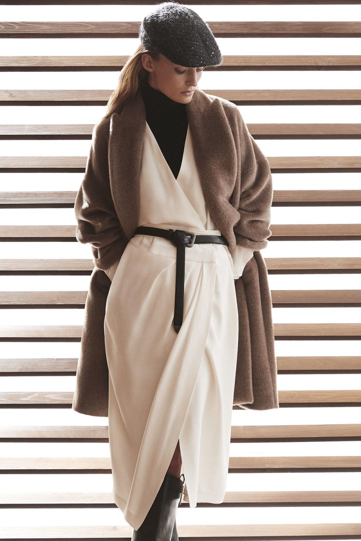 Brunello Cucinelli时装系列质地模仿的皮草配有前卫的羊毛背心-3.jpg