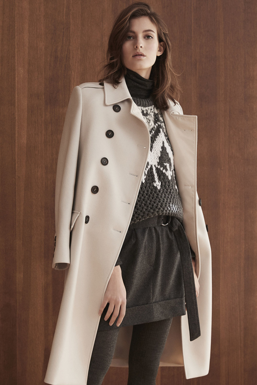 Brunello Cucinelli时装系列质地模仿的皮草配有前卫的羊毛背心-5.jpg