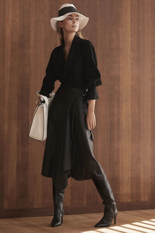 Brunello Cucinelli时装系列质地模仿的皮草配有前卫的羊毛背心-7.jpg