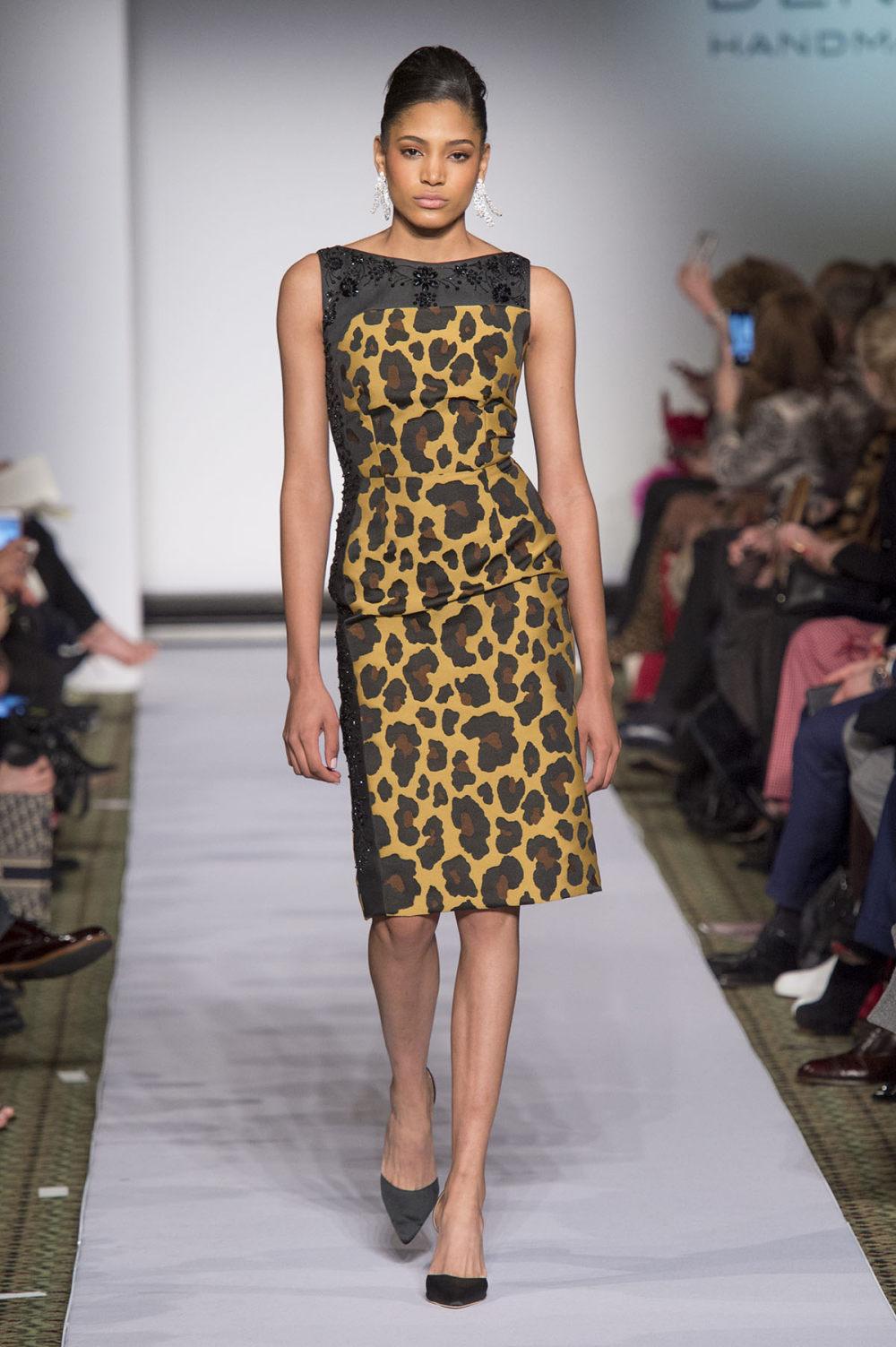 Carolina Herrera时装系列用鲜艳的颜色充满智能的黑白色调-3.jpg