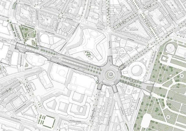 舒曼广场設計方案公布——从交通环岛到城市广场-6.jpg