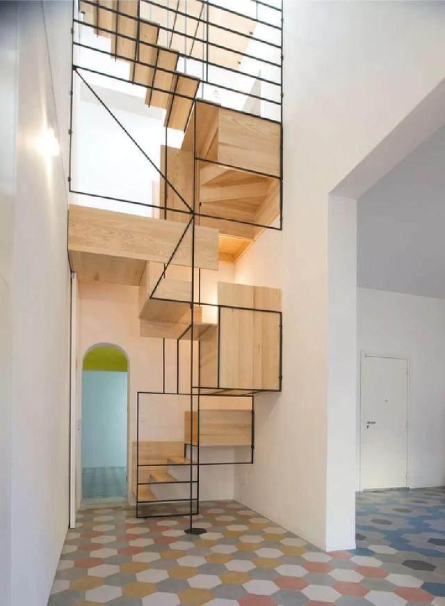70款 楼梯設計,每款都惊艳(中)-4.jpg