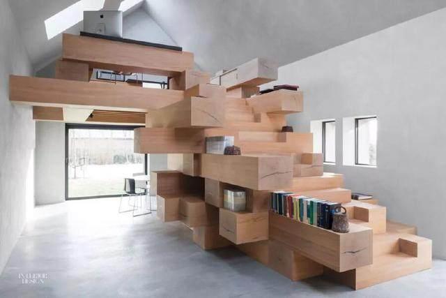 70款惊艳的楼梯設計(四)-1.jpg