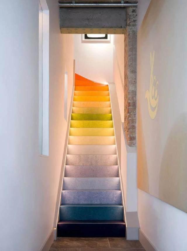 70款惊艳的楼梯設計(四)-11.jpg
