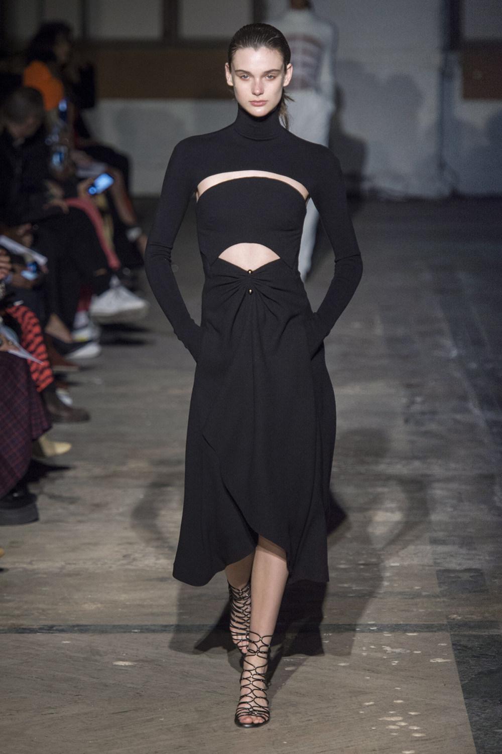 Dion Lee没有紧身衣的连衣裙被聚集或扭曲保持调色板的简约和奢华-8.jpg