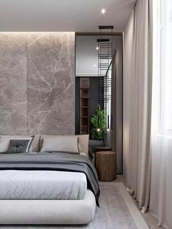 如何用灯光打造臥室的高級感?