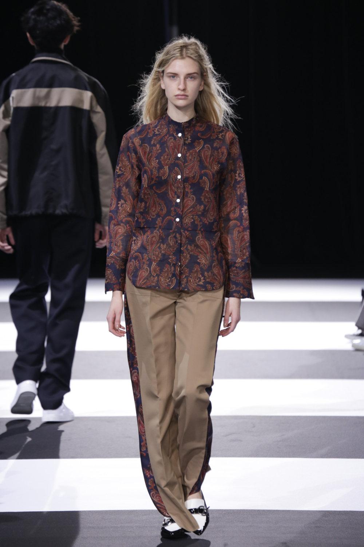 Cinoh服装系列女式长款流苏直筒裙搭配男式西装略带凌乱的精致-16.jpg