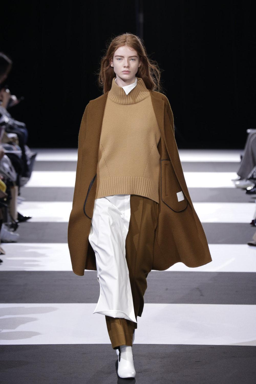 Cinoh服装系列女式长款流苏直筒裙搭配男式西装略带凌乱的精致-22.jpg