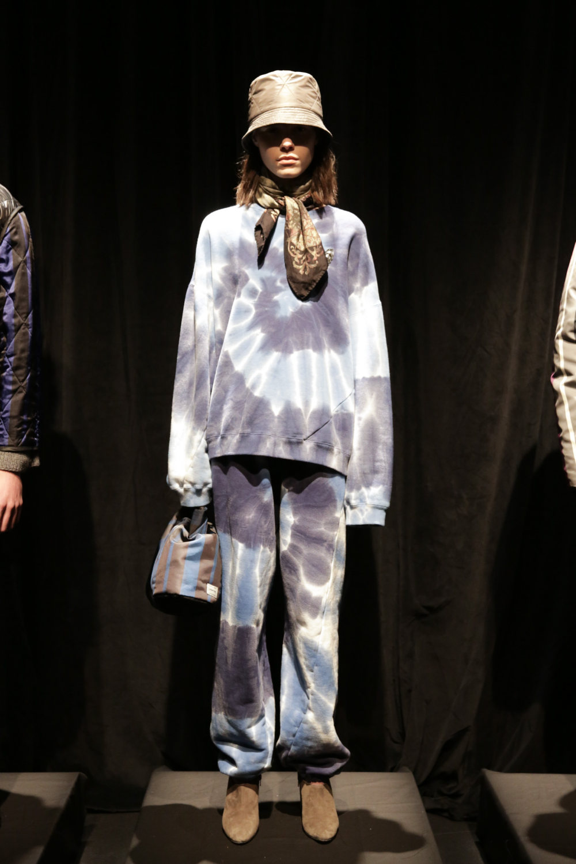 Noma时装系列法兰绒裤子和大胆的格子衬衫搭配男士黑色钓鱼背心-4.jpg