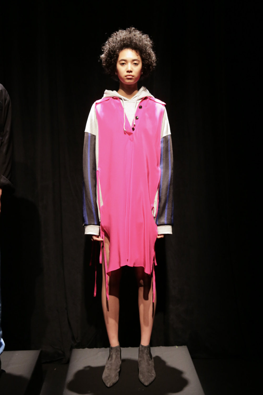 Noma时装系列法兰绒裤子和大胆的格子衬衫搭配男士黑色钓鱼背心-8.jpg