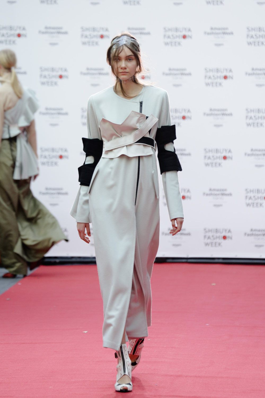 Shiroma时装系列深蓝色和芥末色蕾丝或者带有气球袖的勃艮第缎面-2.jpg