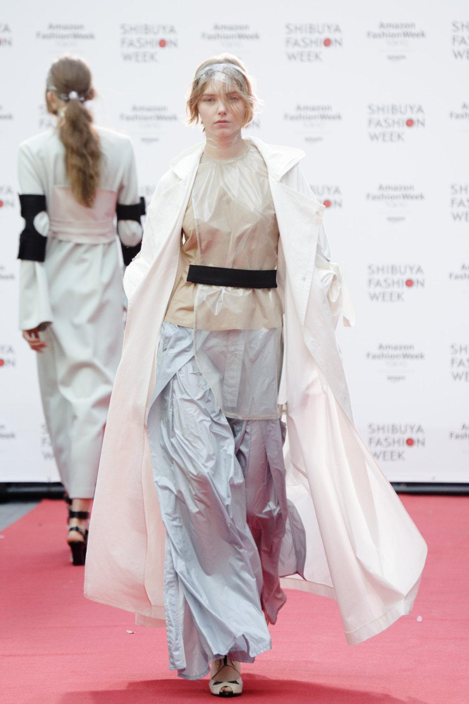 Shiroma时装系列深蓝色和芥末色蕾丝或者带有气球袖的勃艮第缎面-3.jpg