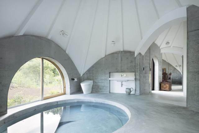世界各地的混凝土風格的浴室,简约清新还時尚-1.jpg