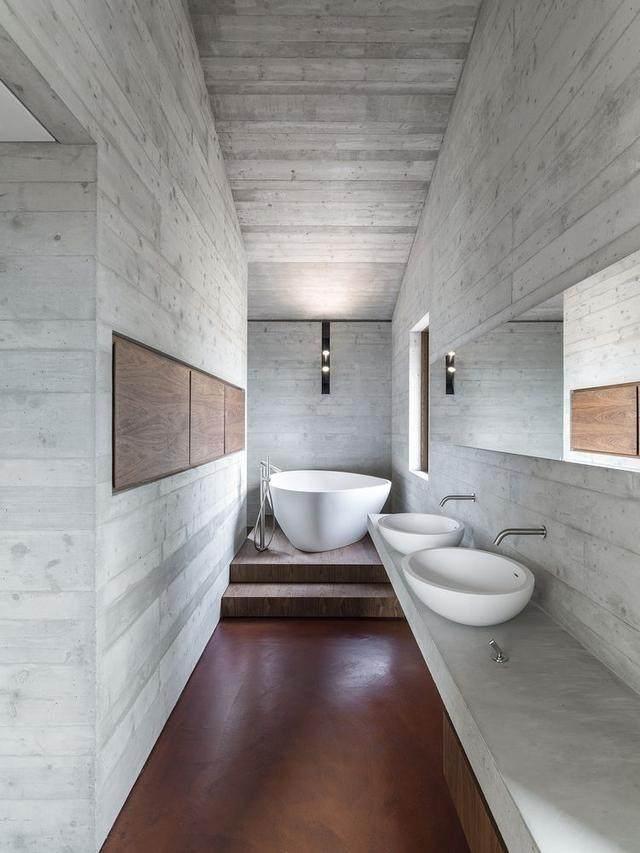 世界各地的混凝土風格的浴室,简约清新还時尚-3.jpg