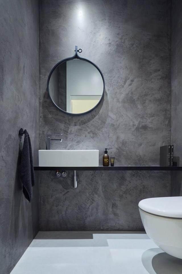 世界各地的混凝土風格的浴室,简约清新还時尚-5.jpg
