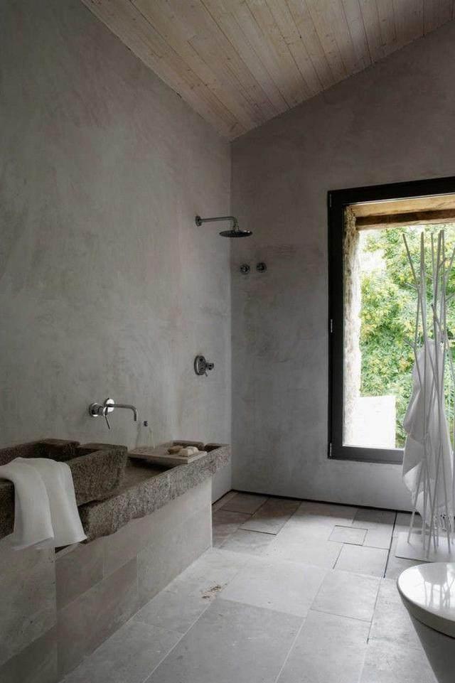 世界各地的混凝土風格的浴室,简约清新还時尚-8.jpg