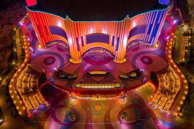 珠海新文旅地标!Stufish用舞台幕布曲线打造长隆剧院-9.jpg