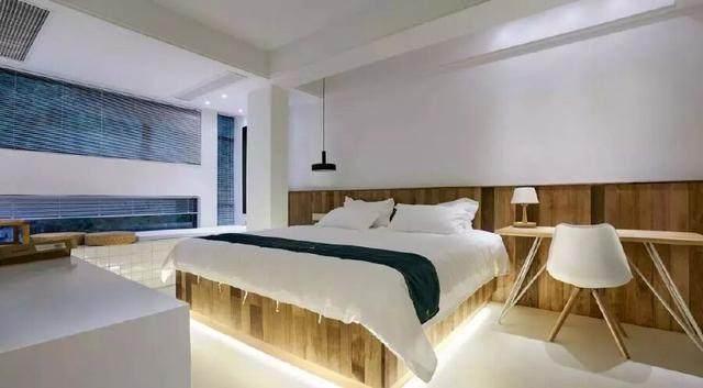 极简原木风,值得回味的民宿空间 | 柒金設計-15.jpg
