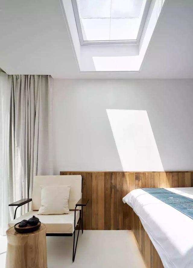 极简原木风,值得回味的民宿空间 | 柒金設計-16.jpg