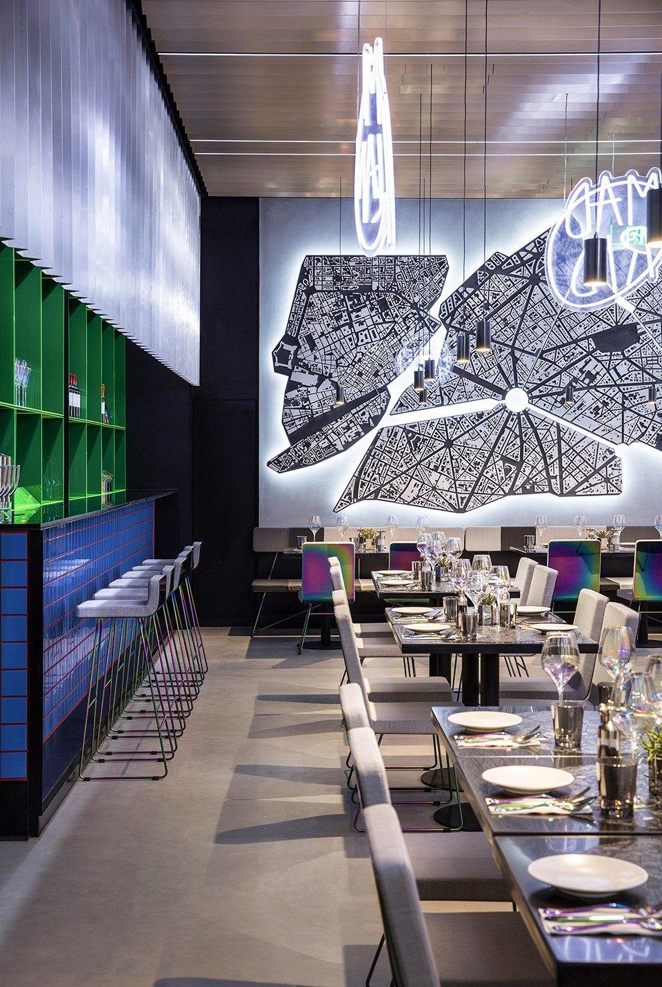 TIAGO SELECT餐厅,北京  头条计画