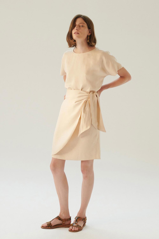 Vanessa Bruno时装系列設計師试图创造出现代和永恒的混搭-4.jpg