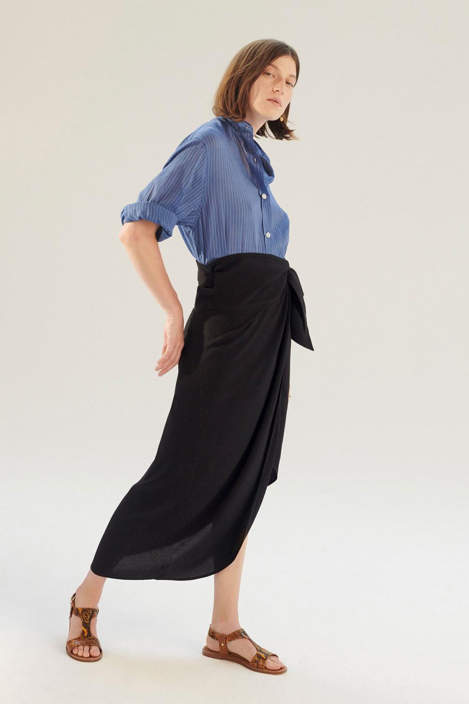 Vanessa Bruno时装系列設計師试图创造出现代和永恒的混搭-8.jpg