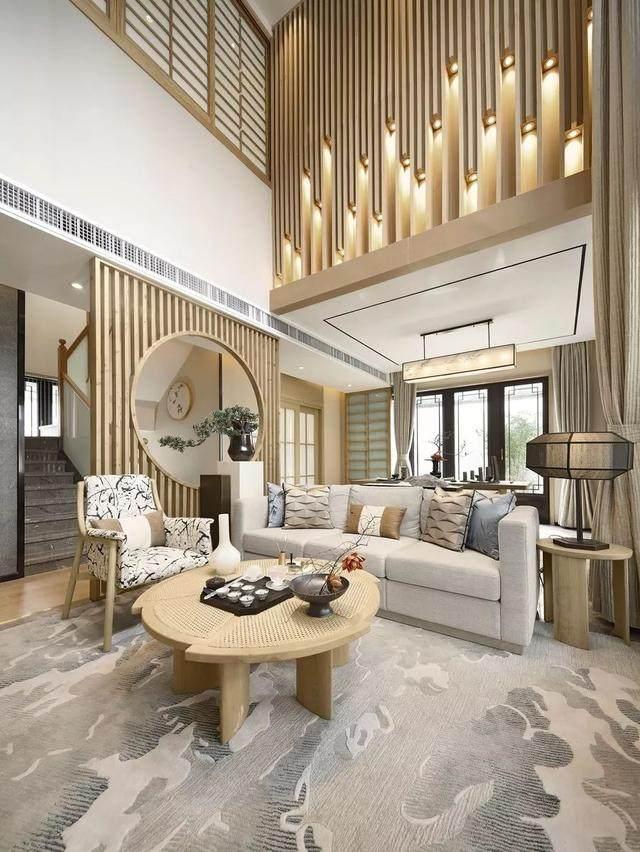 417㎡日式別墅空间样板间設計方案,简洁而又淡雅   华墨国际設計-2.jpg